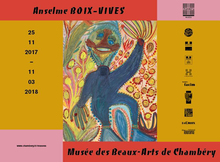 """Gagnez 25×2 entrées pour visiter l'exposition """"Anselme Boix-Vives"""" au musée des Beaux-Arts de Chambéry."""