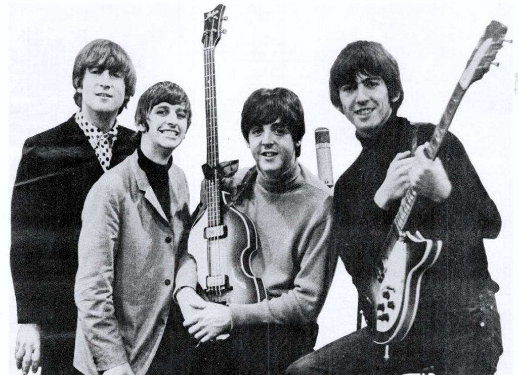 Un album rarissime des Beatles mis en vente