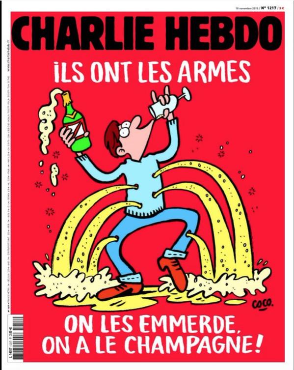 Quelques dessins de résilience, 2 ans après les attentats de Paris du 13 novembre 2015