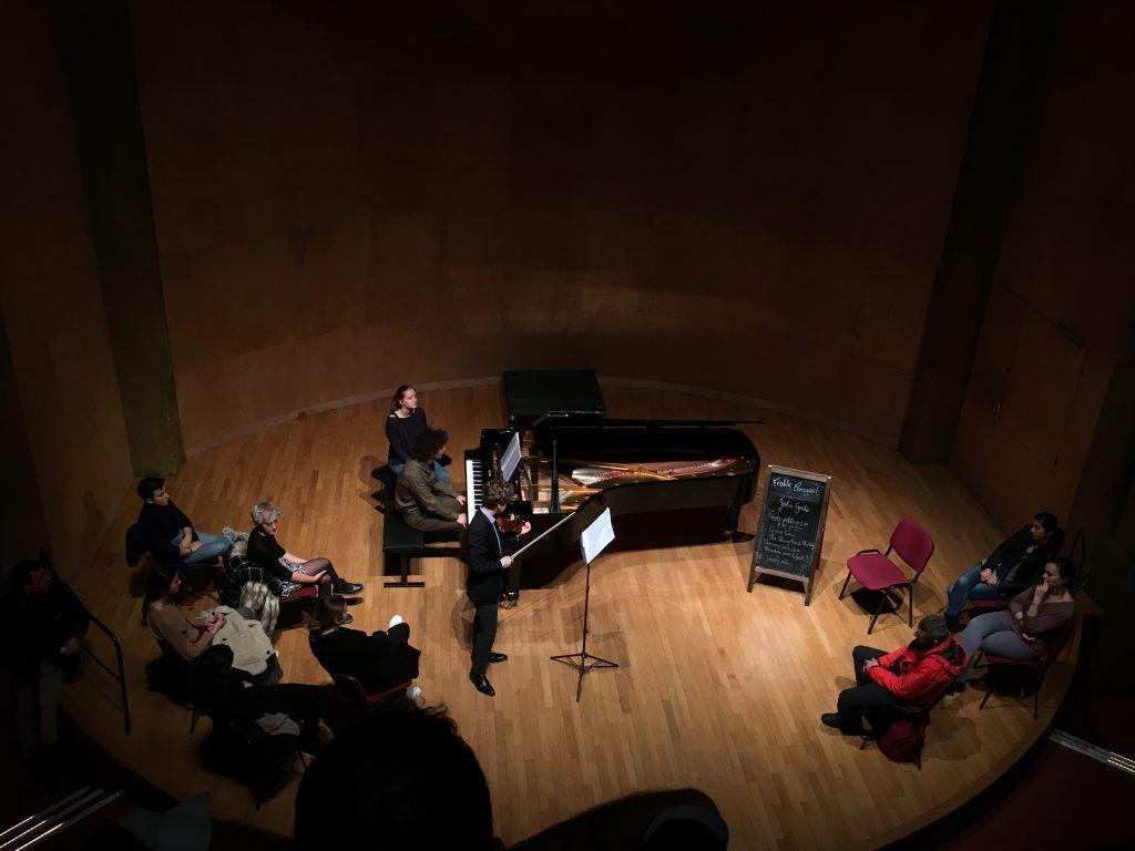 Ouverture de la saison 3 du centre de musique de chambre for Bach musique de chambre