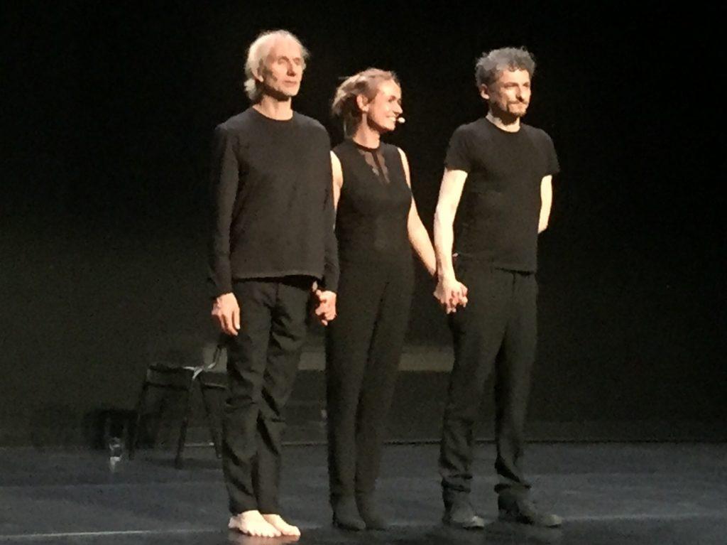 «L'homme A» par Eric Truffaz, Marcelo Giuliani et Sandrine Bonnaire au Festival Notes d'Automne