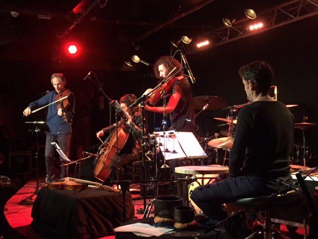 Les anges de John Zorn sont passés au New Morning avec Jazz'n Klezmer [Live-Report]