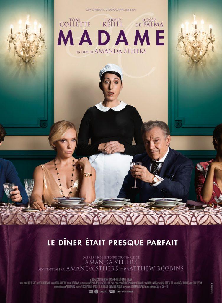 Madame, film atypique réalisé par Amanda Sthers