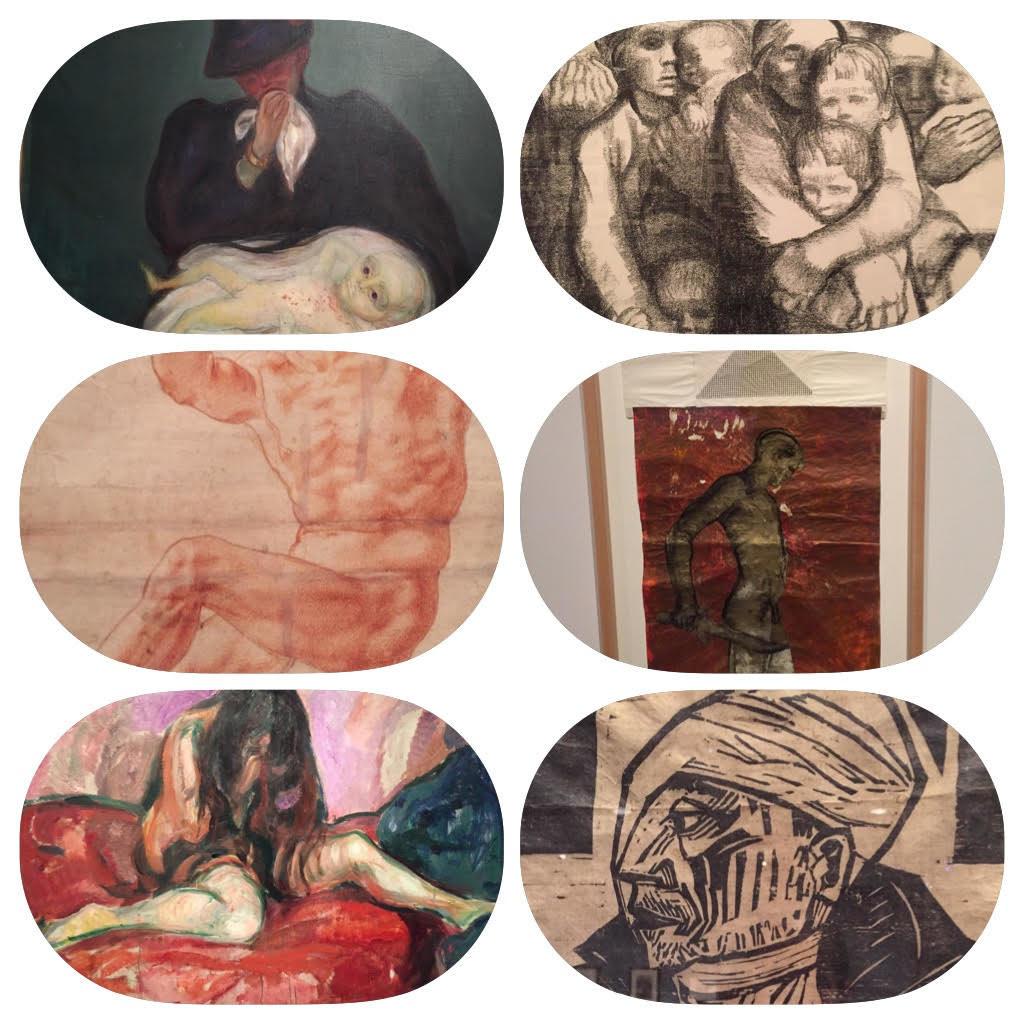 Munch, Michelangelo, Hockney : quand le Moma et le Whitney sont à Paris, à New-York, c'est le Metropolitan Museum qu'il faut visiter
