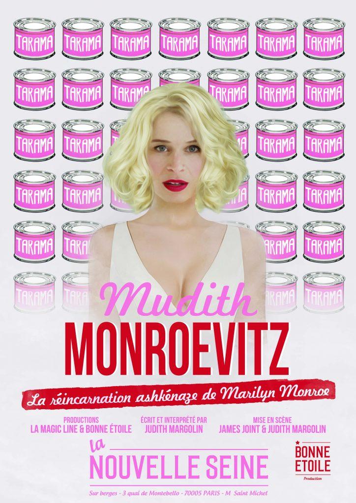 Poupoupdidou, Judith Margolin est Mudith Monroevitz