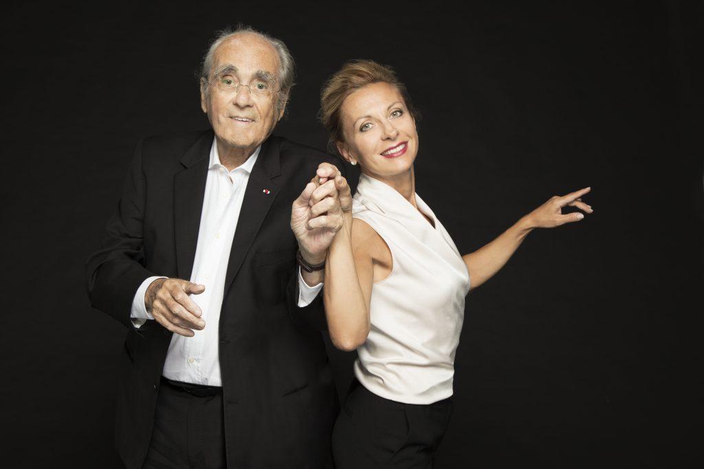 Between Tomorrow and Yesterday: le nouveau projet de Natalie Dessay et Michel Legrand