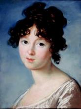 Elisabeth Vigée-Lebrun, La princesse Radziwill. © Petit Palais/Roger Viollet