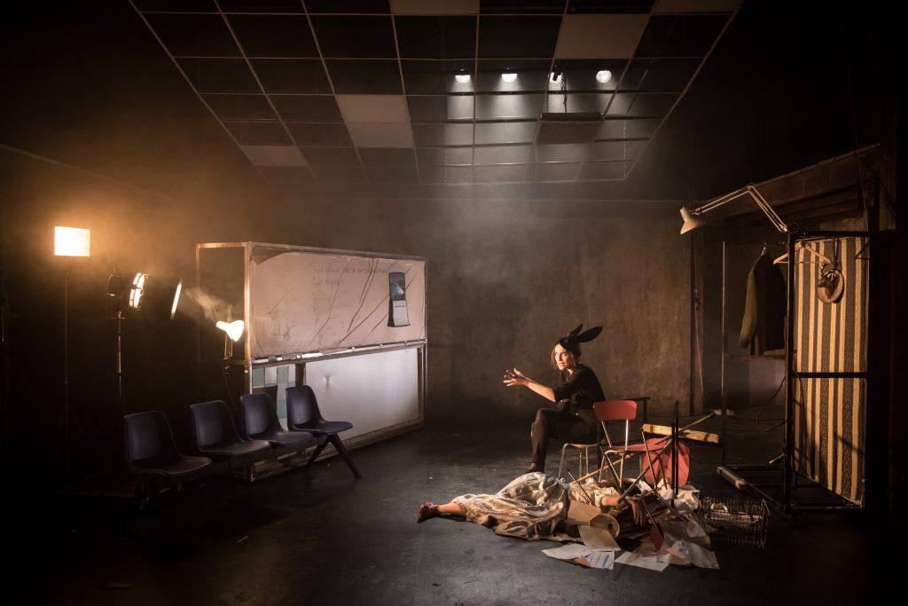 Triumvirus de Nina Villanova au Théâtre Studio Benedetti