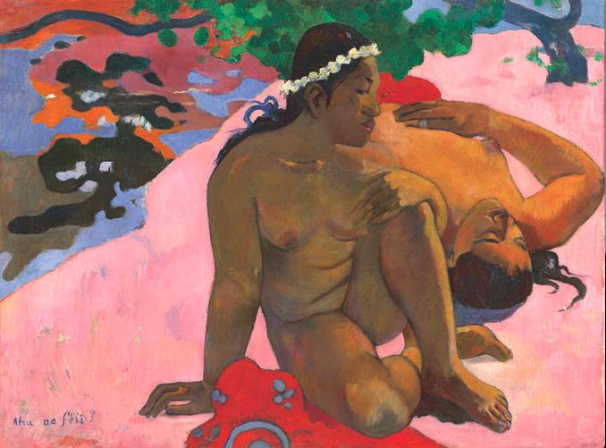 «Gauguin l'alchimiste» ou le génie créateur au Grand Palais