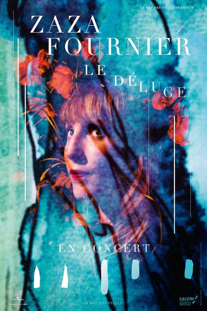 Gagnez 2×2 places pour le spectacle de ZAZA FOURNIER le 4 novembre (Paris)