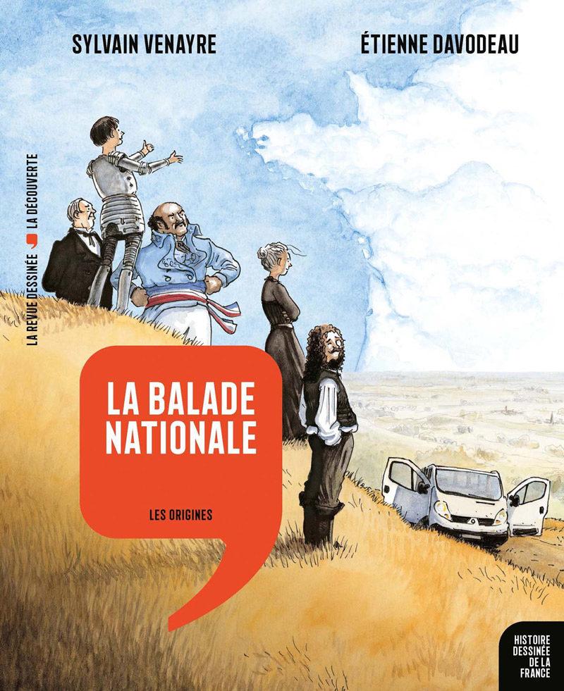 Balade dessinée dans l'histoire de France