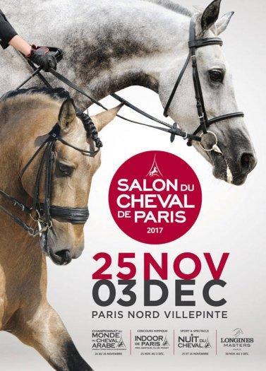 Le cheval merveille au salon du cheval de paris 2017 for Salon de la vape 2017 paris
