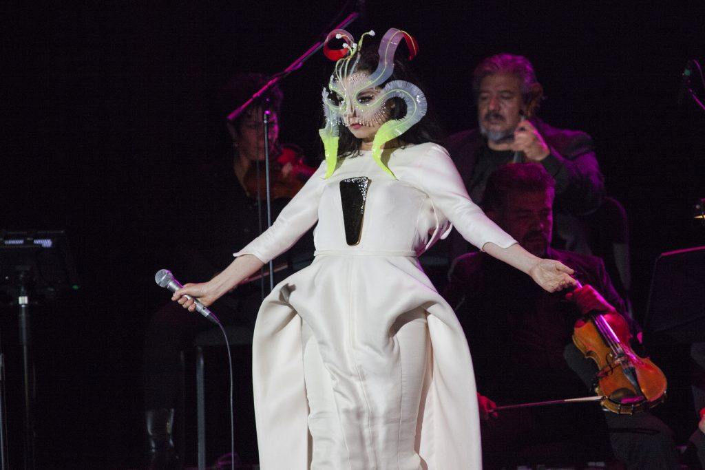 Björk en tête d'affiche du festival We Love Green 2018