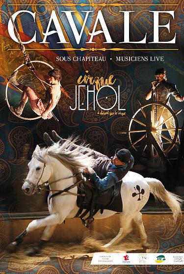 «Cavale!»: une chevauchée mélancolique qui s'essouffle au Salon du Cheval d'Angers