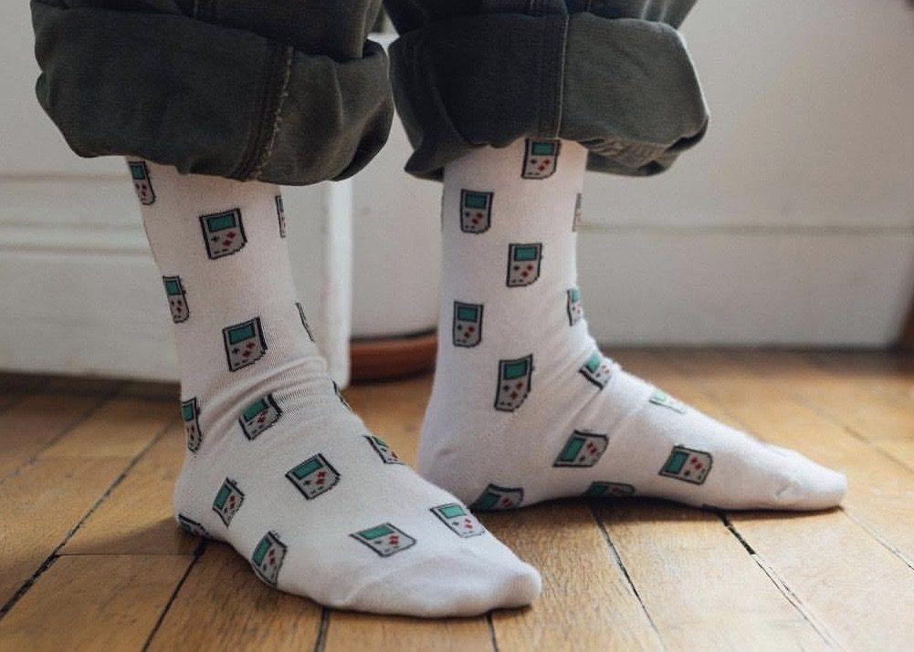 Gagnez 4×1 paire de chaussettes Depiedferme
