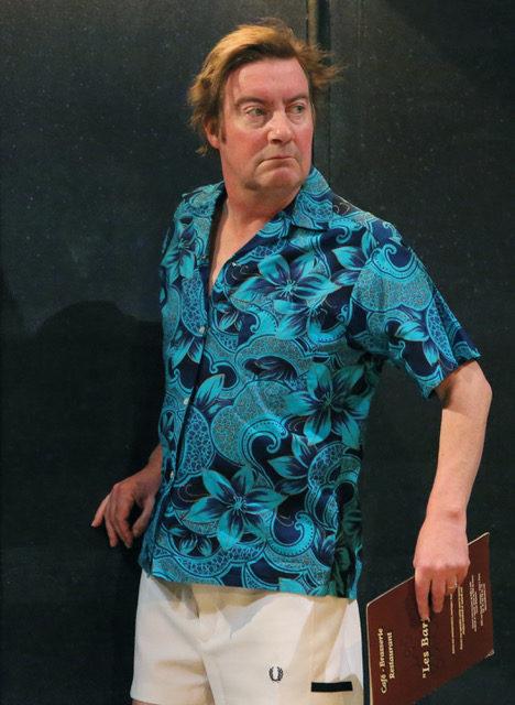 Philippe Duquesne magnifie LES AUTRES de JEAN-CLAUDE GRUMBERG dans une mise en scène de JEAN-LOUIS BENOIT.