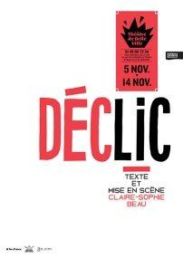 « Déclic », une pièce sur le deuil qui nous parle de la vie au Théâtre de Belleville