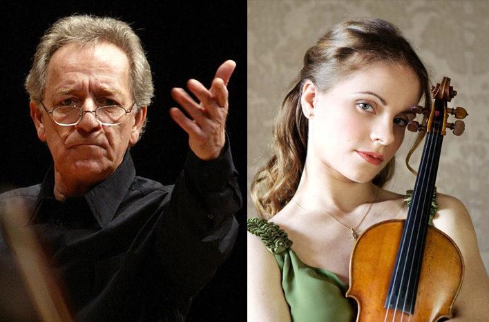 Julia Fischer et l'Orchestre Philharmonique de Saint-Pétersbourg dans du Brahms et du Tchaïkovski au TCE [Live-Report]