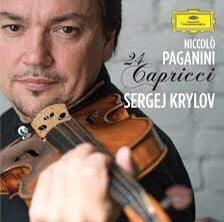 Le violon russe de Sergej Krylov au Théâtre des Champs Elysées