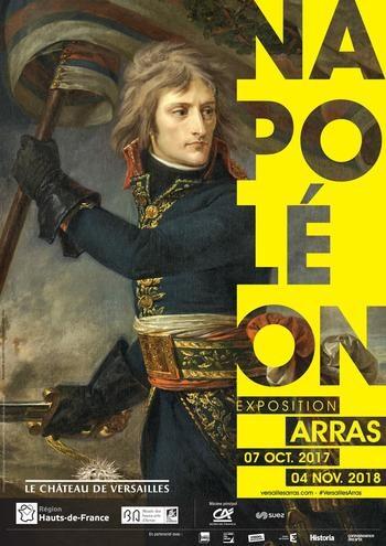 Napoléon, images de légende au Musée des Beaux-Arts de Arras  [Arras]
