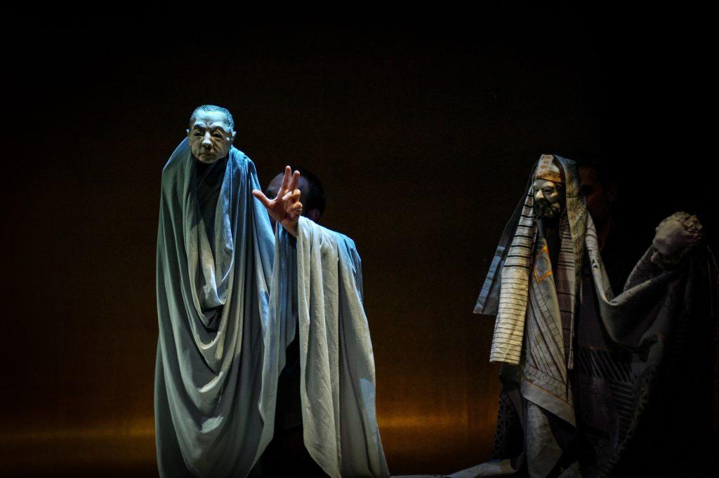 Xavier Marchand sonde l'âme de Ponce Pilate en marionnettes