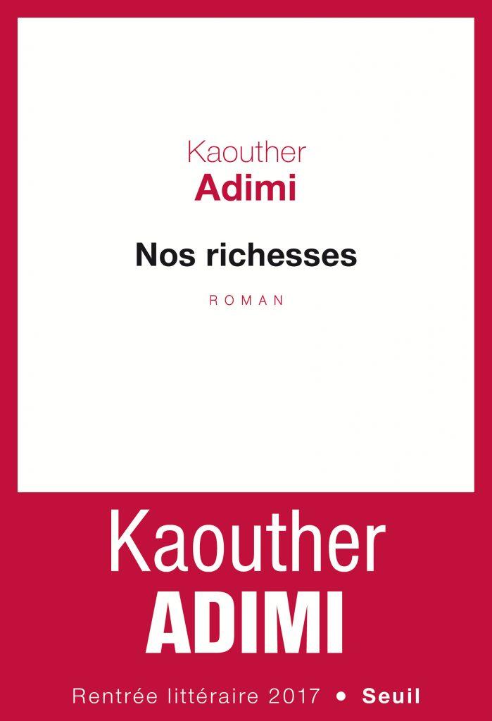 Kaouther Adimi remporte le prix Renaudot des lycéens pour son roman «Nos richesses»