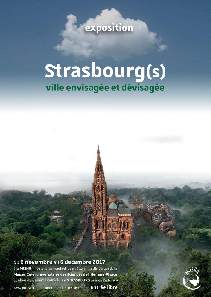 «Strasbourg(s) – ville envisagée et ville dévisagée» : l'exposition d'une ville plurielle