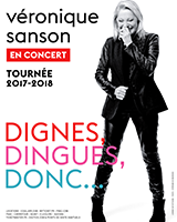 Véronique Sanson: Dignes, Dingues, Donc… bientôt sur scène à la Salle Pleyel et à l'Olympia [Chronique]
