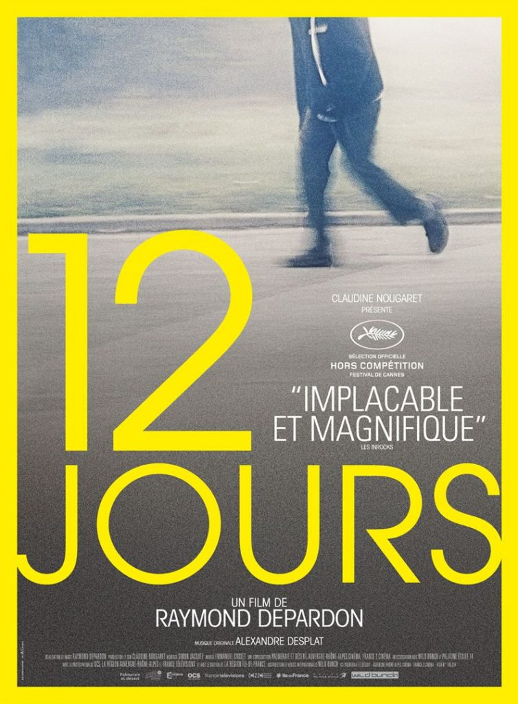 [Critique] du film documentaire « 12 jours » Raymond Depardon témoigne de l'hospitalisation sans consentement