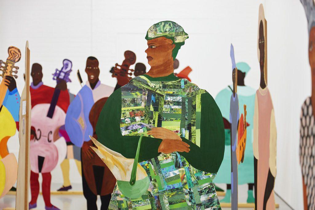 Lubaina Himid entre dans l'histoire en remportant le Turner Prize 2017