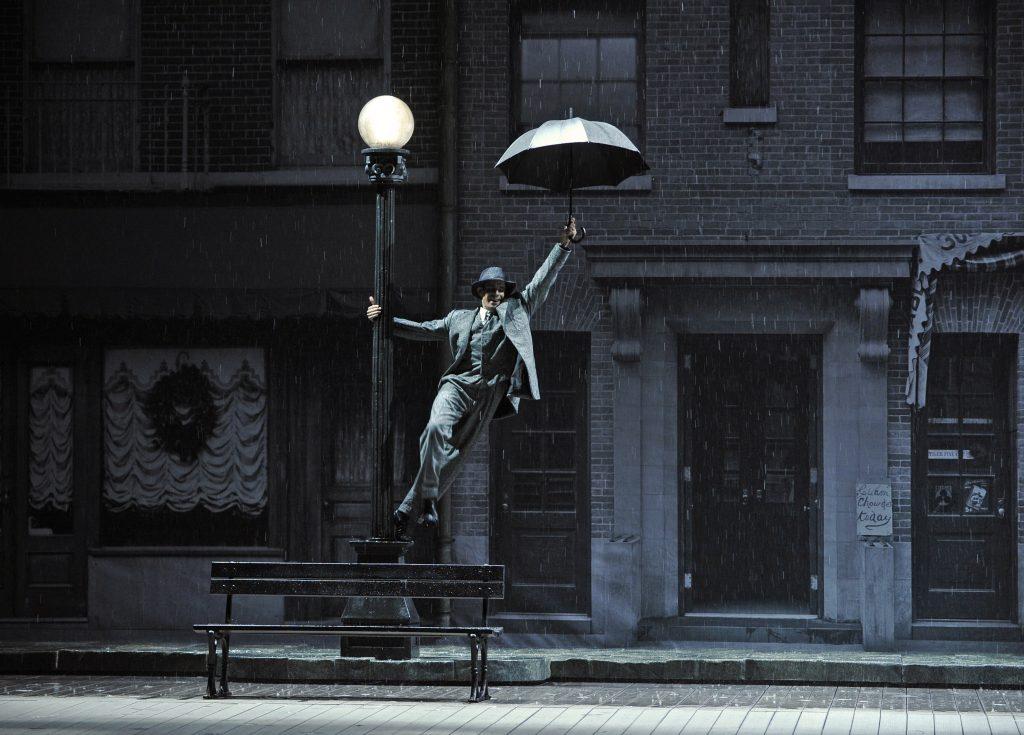 Singin' in the Rain : claquettes et paillettes sous la nef du Grand Palais