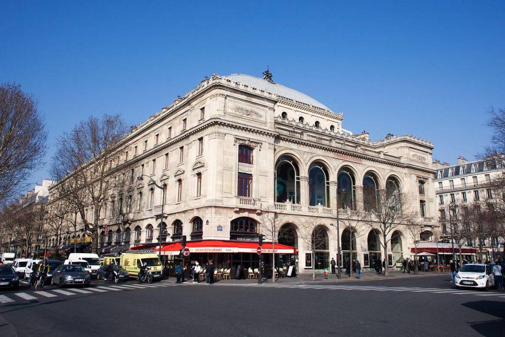 Le théâtre du Châtelet lance un appel aux dons