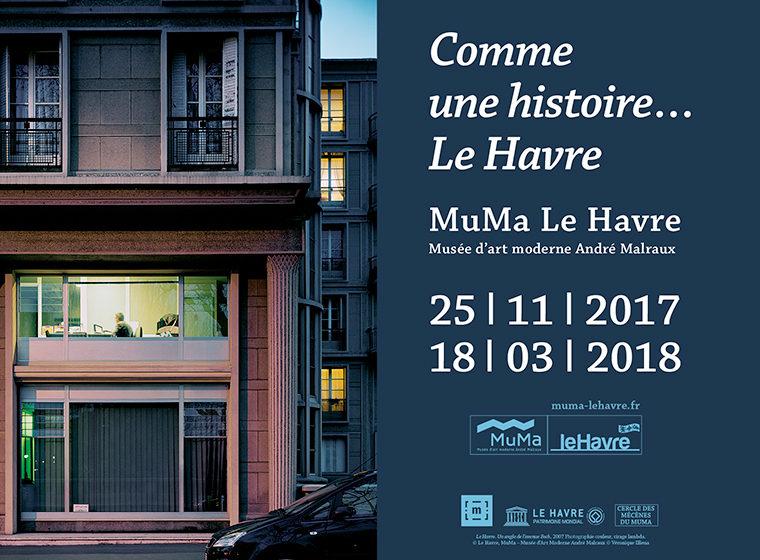 Gagnez 20×2 entrées pour l'exposition «Comme une histoire… Le Havre»