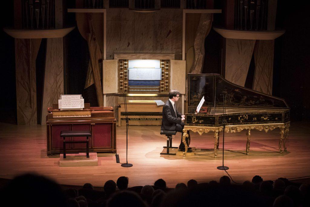 Un salon allemand paris sur des instruments rares du for Salon musique paris