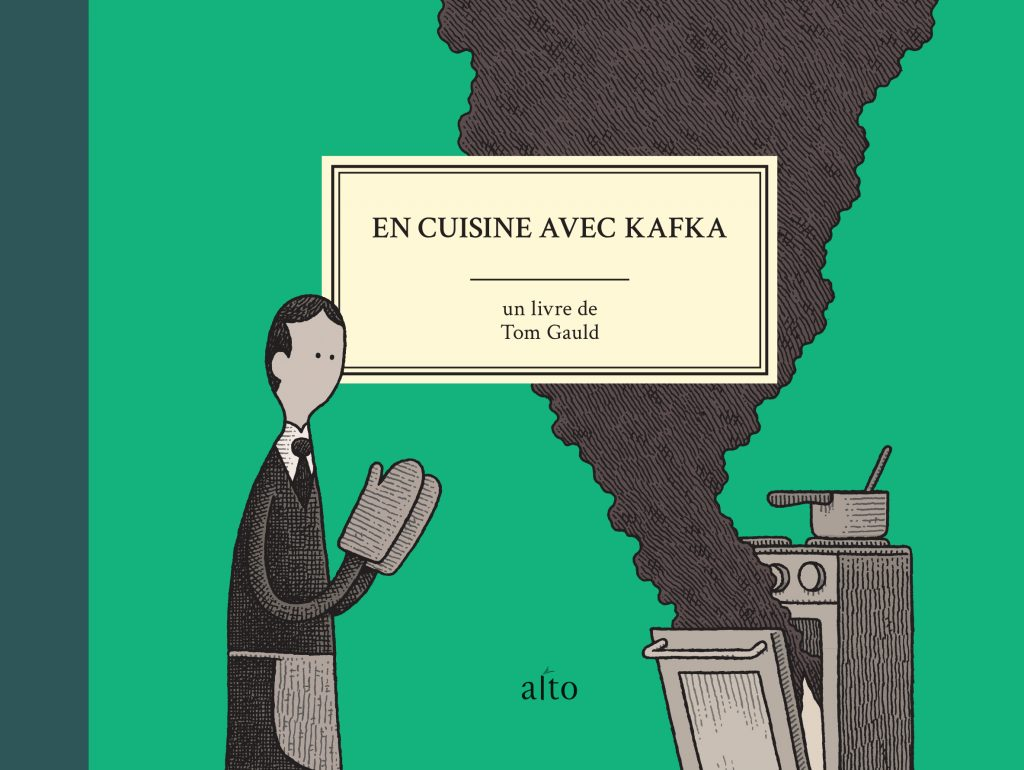 « En cuisine avec Kafka » de Tom Gauld : un aperçu de l'humour britannique