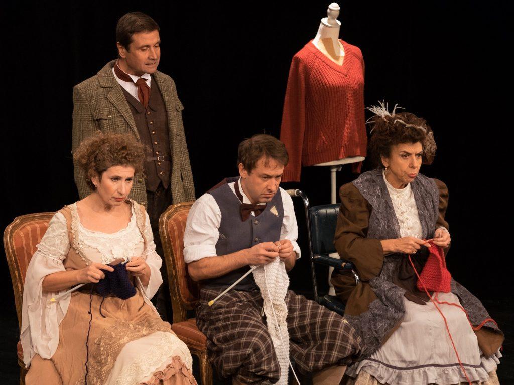 L'intemporel «Clérambard» de Marcel Aymé au Théâtre 13/Jardin