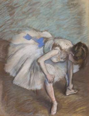 « Degas Danse Dessin » deux esprits brillants à travers figures et mouvements