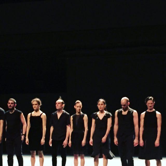 «Venezuela» de Ohad Naharin et la Bat-Sheva Dance Company ouvrent le Festival «International Exposure» [Tel-Aviv]