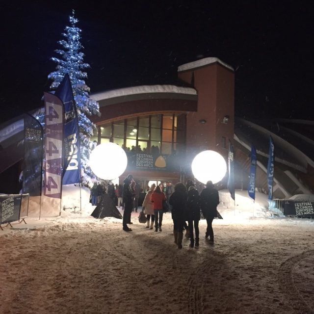 Une ouverture de neige et de couleur pour le 9e Festival du Film Européen des Arcs