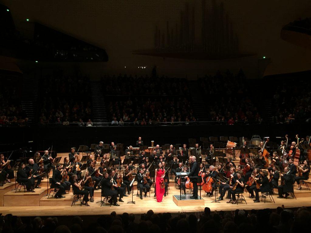 A la Philharmonie, les cinquante ans virtuoses de l'Orchestre de Paris