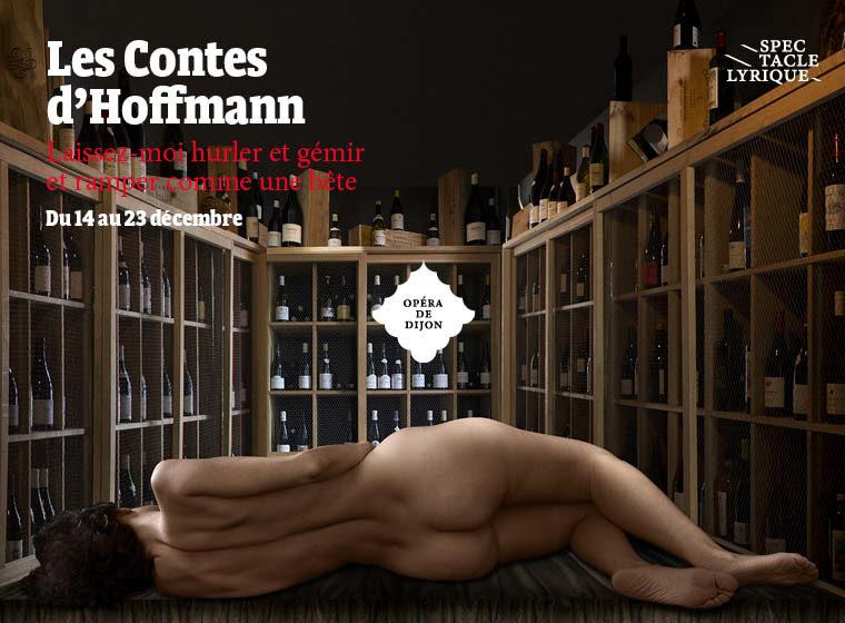 Gagnez 2×1 place pour Les Contes d'Hoffmann (le 23 déc /Dijon)