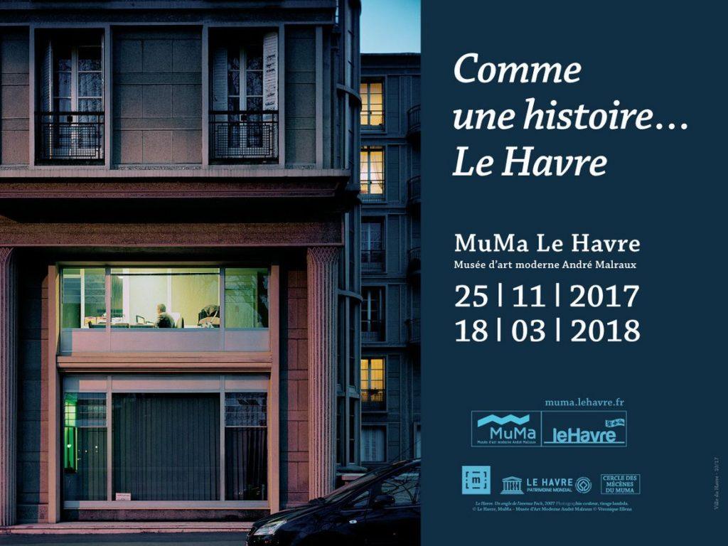 Interview d'Annette Haudiquet, directrice du Musée d'Art Moderne André Malraux au Havre à l'occasion de «Comme une histoire… Le Havre»