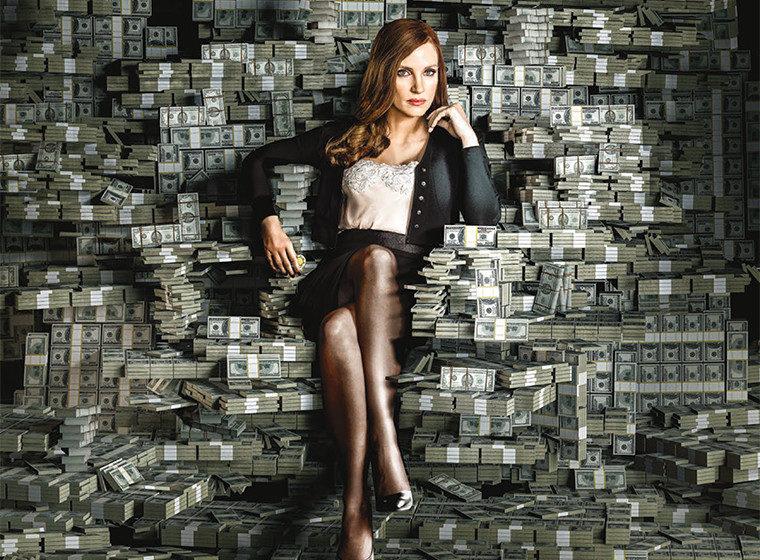 Gagnez 5×2 places pour le film Le Grand Jeu d'Aaron Sorkin