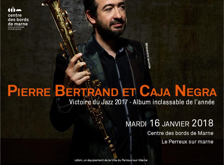 Gagnez 3×2 places pour le concert Caja Negra Pierre Bertrand