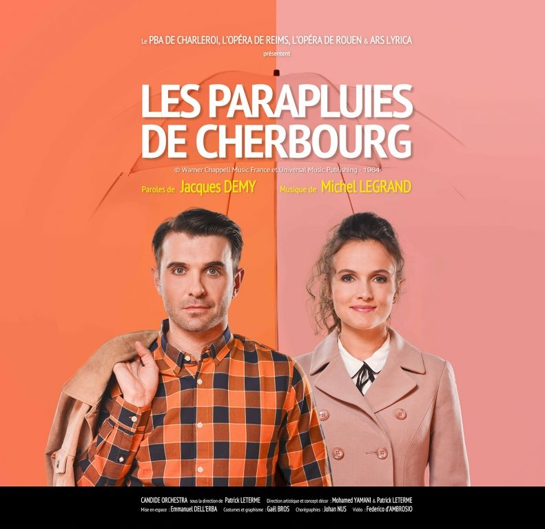 Patrick Leterme : «Notre objectif est d'avoir quelque chose de théâtral, de contemporain et de retrouver la magie visuelle des Parapluies de Cherbourg»
