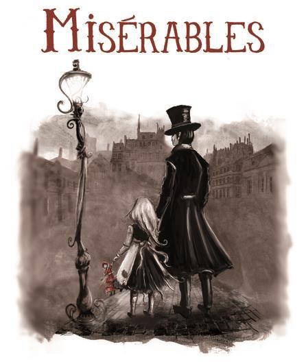 Avignon OFF: Les Misérables de Victor Hugo Mise en scène par William Mesguich