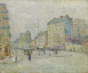 Boulevard de Clichy, © Van Gogh Museum, Amsterdam (Vincent van Gogh Foundation)