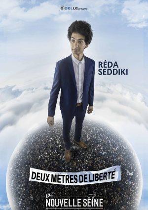 REDA SEDDIKI: un One Man poétique et critique