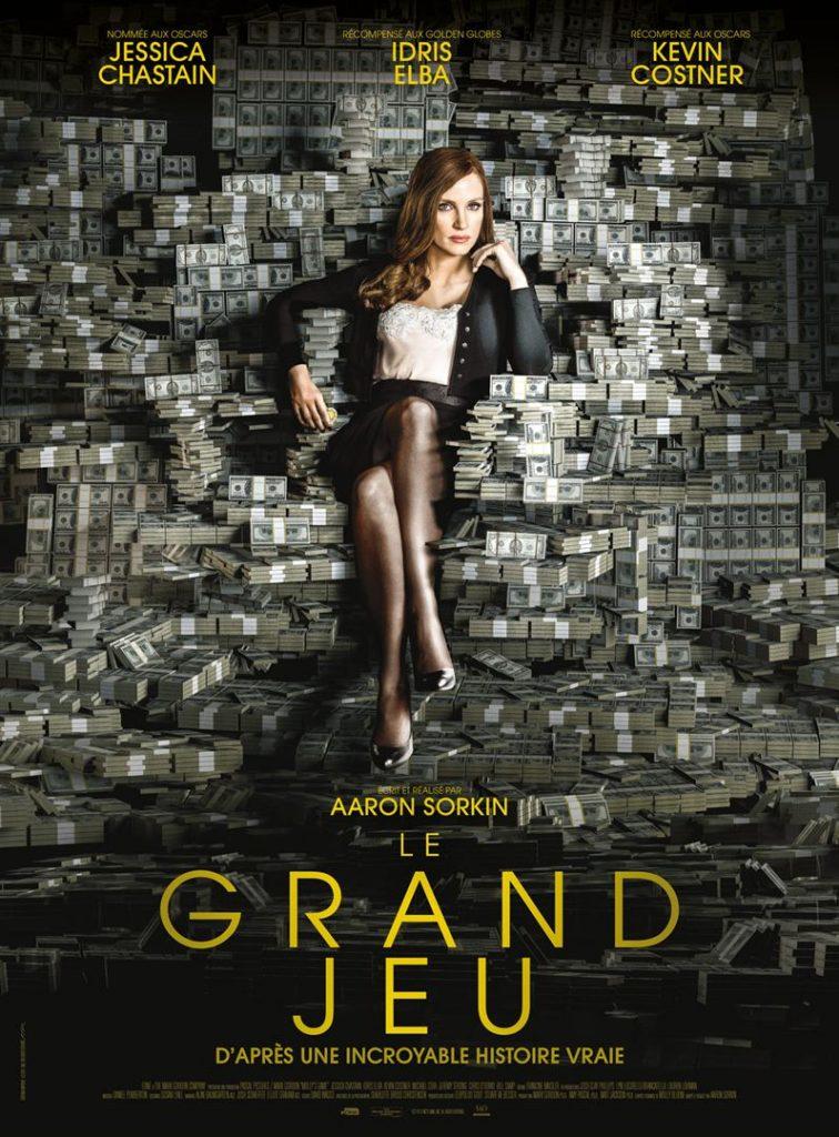 [Critique] « Le Grand jeu » : Jessica Chastain en reine de poker clandestin