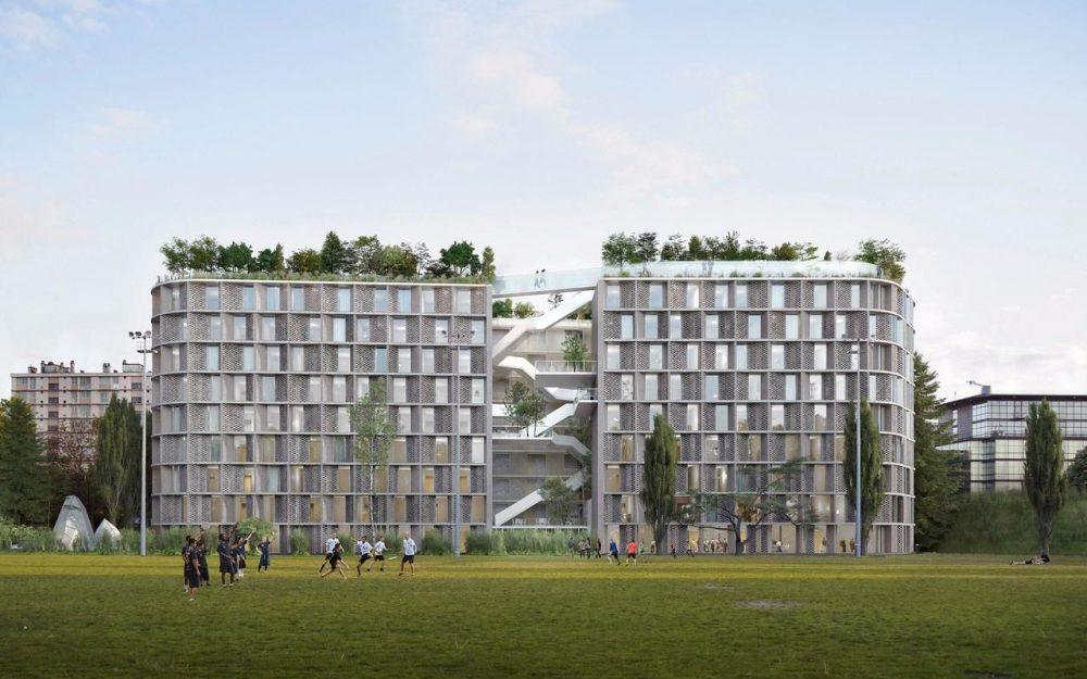 La Cité Internationale Universitaire de Paris s'offre une résidence dédiée à la Chine
